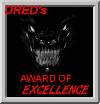 DRED'S AWARD
